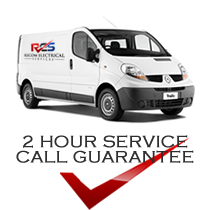 Recom Electrical Services 24 hour Service Guarantee